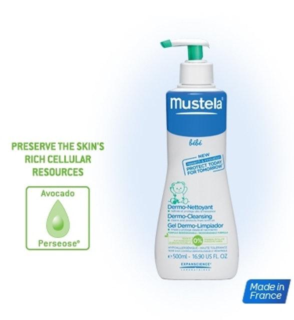 Mustela Dermo-cleansing 1