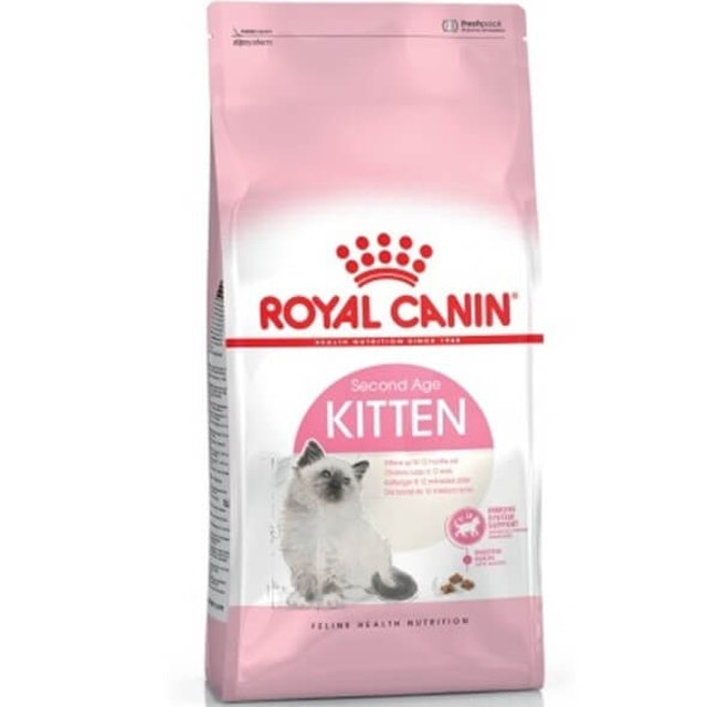 Royal Canin  Second Age Kitten 1
