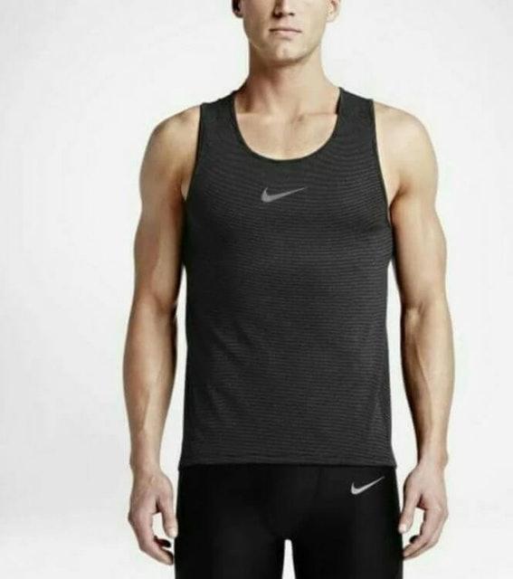 Nike  AeroReact Running Tank Top 1