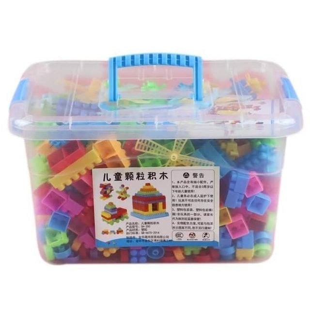 Lego Block Container 110 Pcs 1