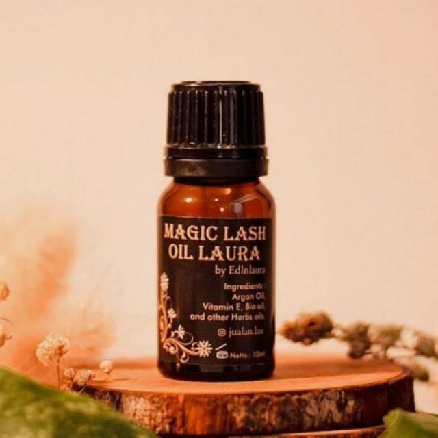 Edlnlaura Magic Lash Oil Laura 1