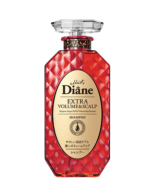 Moist Diane Perfect Beauty Extra Volume & Scalp Shampoo 1