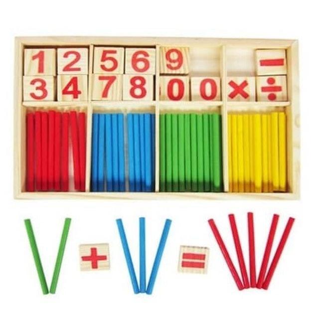 Mathematical Intelligence Stick 1