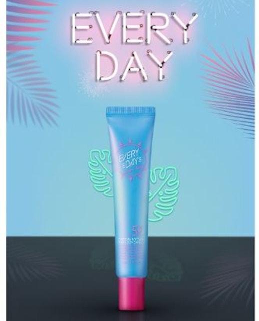 A'pieu  Everyday Sun Gel SPF 50+/PA ++++ 1