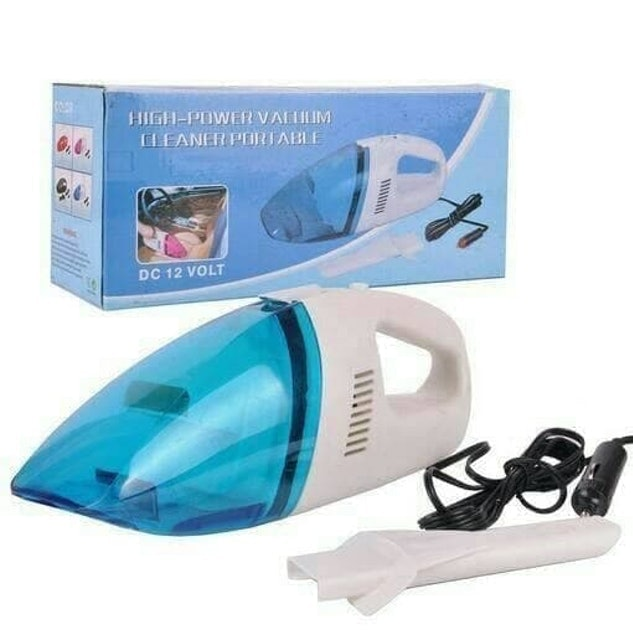 High-Power Vacuum Cleaner Portable 1