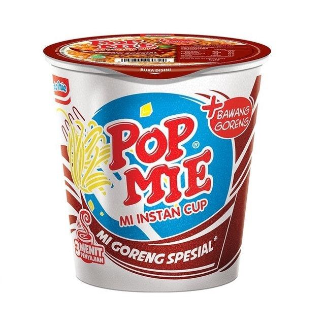 Indofood Pop Mie Mi Goreng Spesial 1