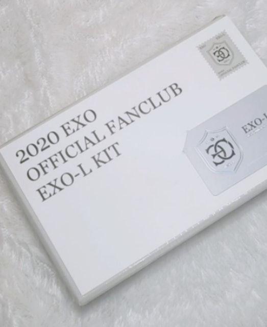 2020 EXO Official Fanclub EXO-L Kit 1