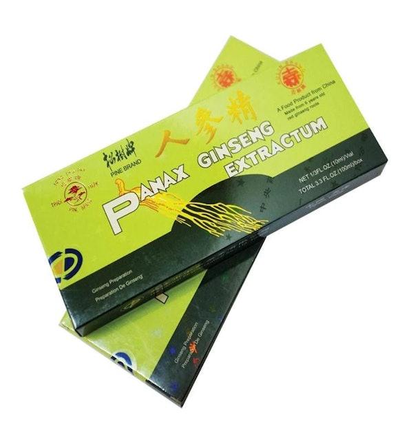 Pine Brand Panax Ginseng Extractum 1