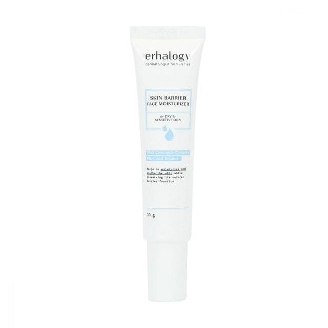 Erhalogy Skin Barrier Face Moisturizer 30G 1