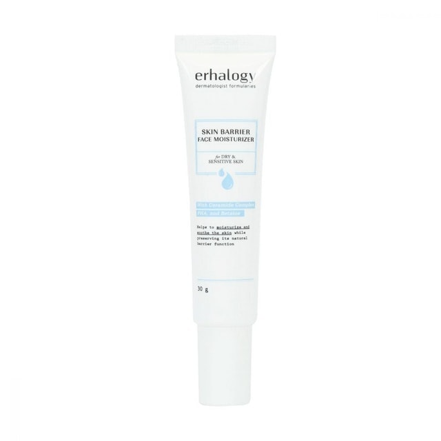 Erhalogy Skin Barrier Face Moisturizer 30G 1