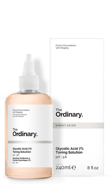 The Ordinary  Glycolic Acid 7% Toning Solution 1