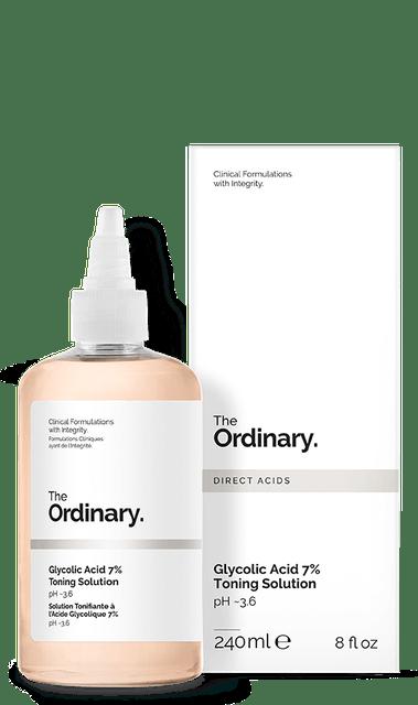 The Ordinary  Glycolic Acid 7% Toning Solution 1