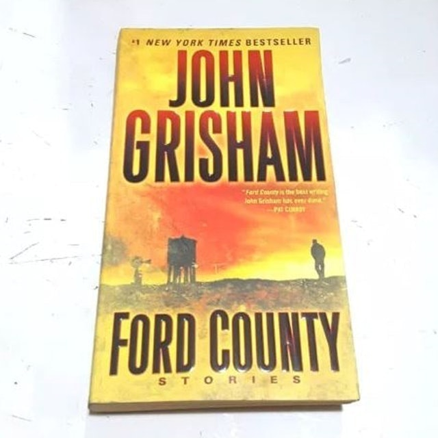 John Grisham Ford County Stories  1