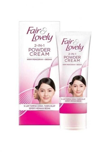 Fair & Lovely  2 In 1 Powder Cream 1