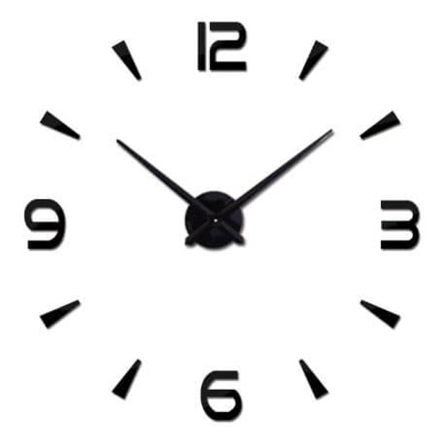 Giant Wall Clock 1