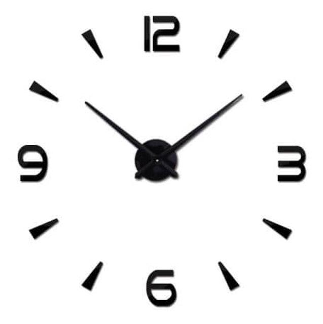 Giant Wall Clock 1