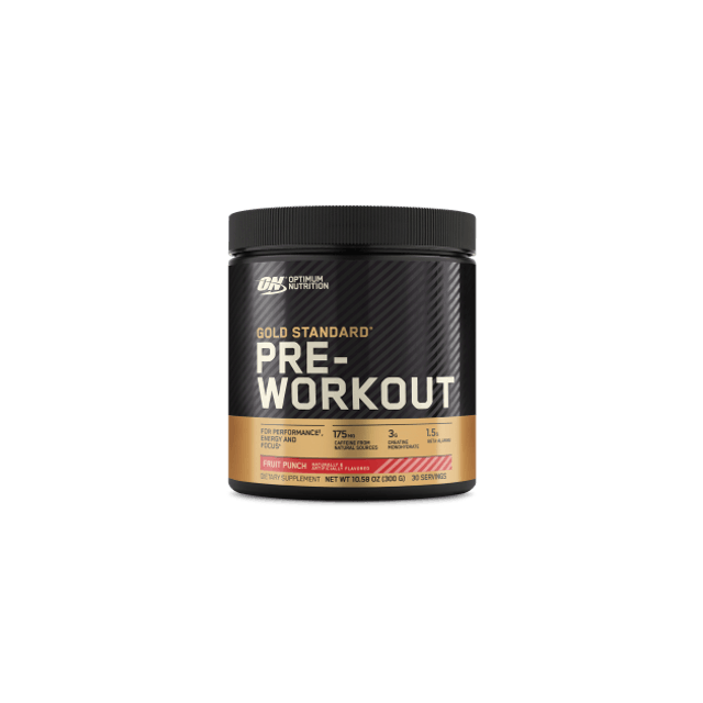 Optimum Nutrition Gold Standard Pre-workout 1