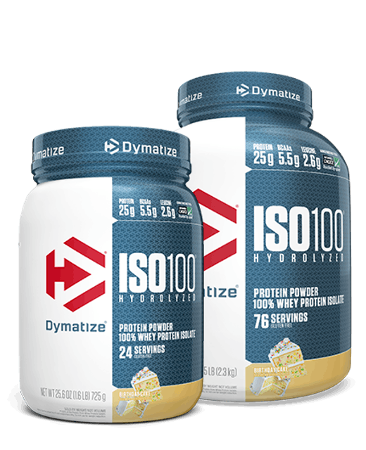 Dymatize Iso100 Hydrolyzed 1