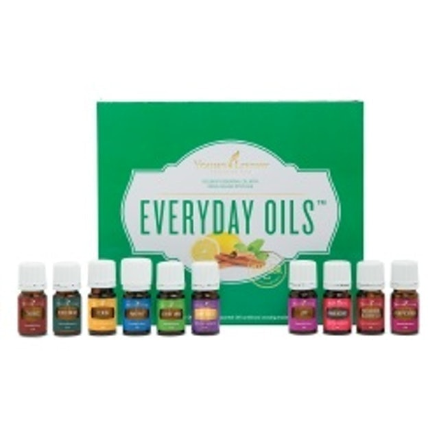 Young Living  Everyday Oils Essential Oil Collection 1