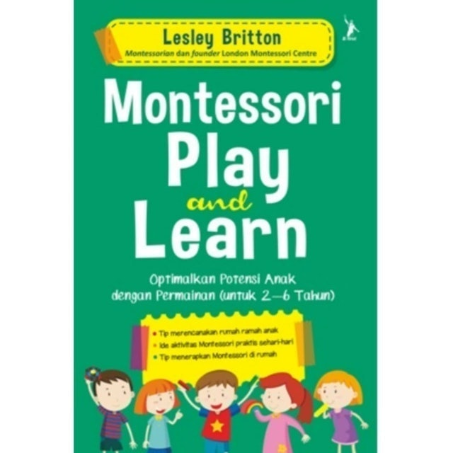 Lesley Britton Montessori Play and Learn 1