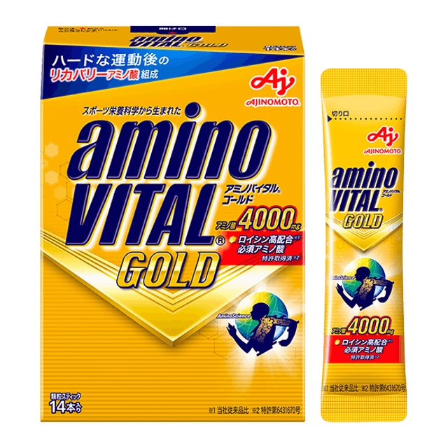 Ajinomoto Amino Vital Gold 1