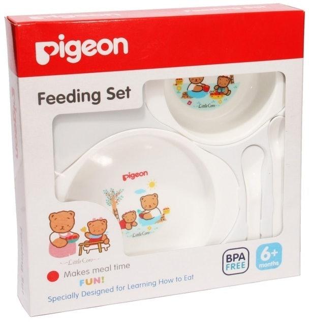 Pigeon Feeding Set 1