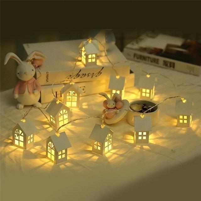 LED Rumah Dekorasi Kamar  1