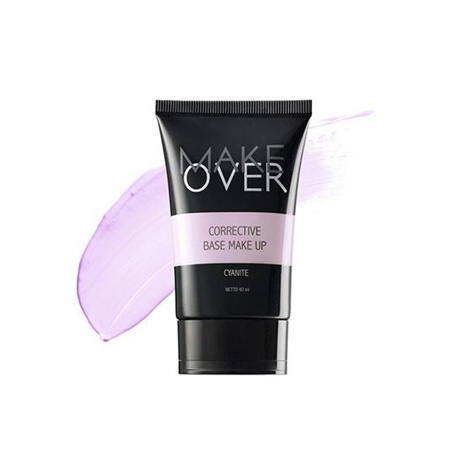Make Over  Corrective Base Makeup Cyanite 1