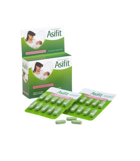 kimia farma Asifit Kaplet-Blister Pelancar ASI 1