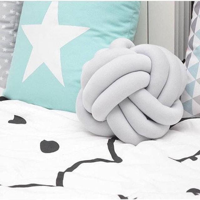 Knot Ball Pillow 3 Knot 1