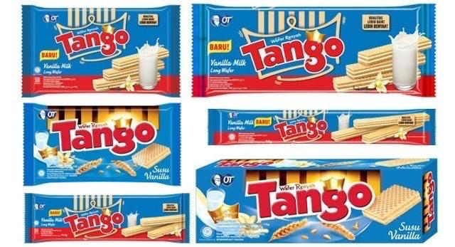 OT Tango Susu Vanilla 1