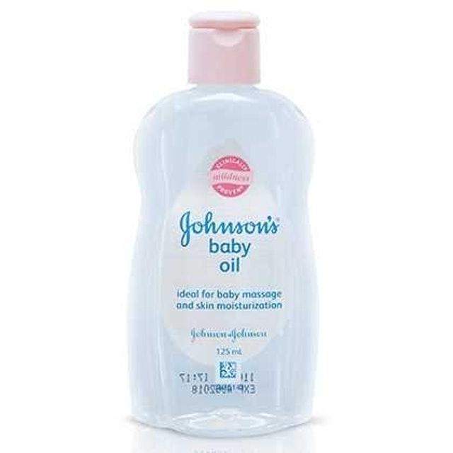 Johnson`s  Baby Oil  1