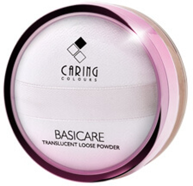 Caring Colours Basicare Translucent Loose Powder 1