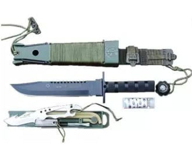 Aitor  Jungle King II Tactical Knife 1