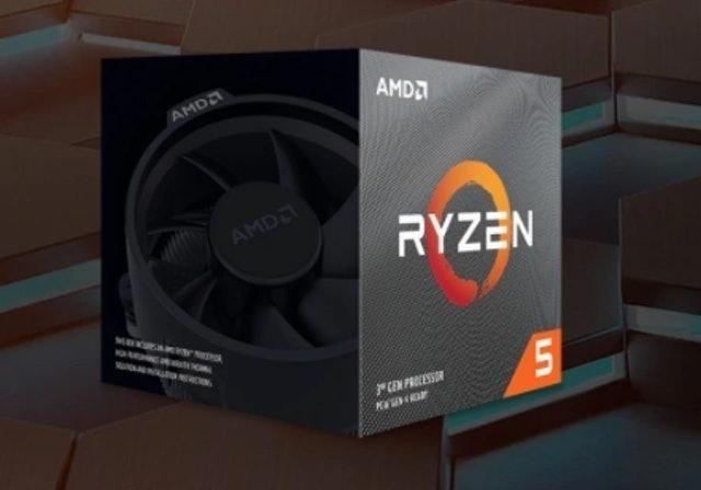 Advanced Micro Devices AMD Ryzen 5 3600XT 1