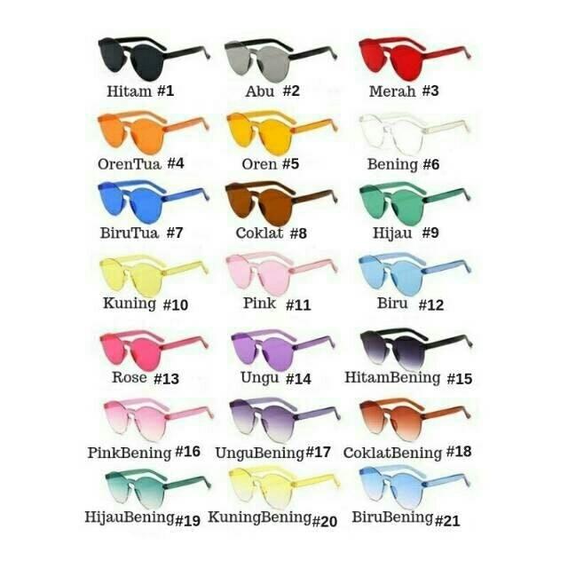 Kacamata Fashion 1