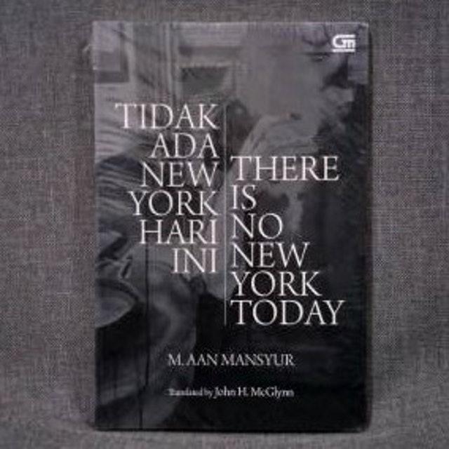 M. Aan Mansyur Tidak Ada New York Hari Ini 1