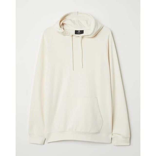 H&M  Basic Hooded Sweatshirt  1