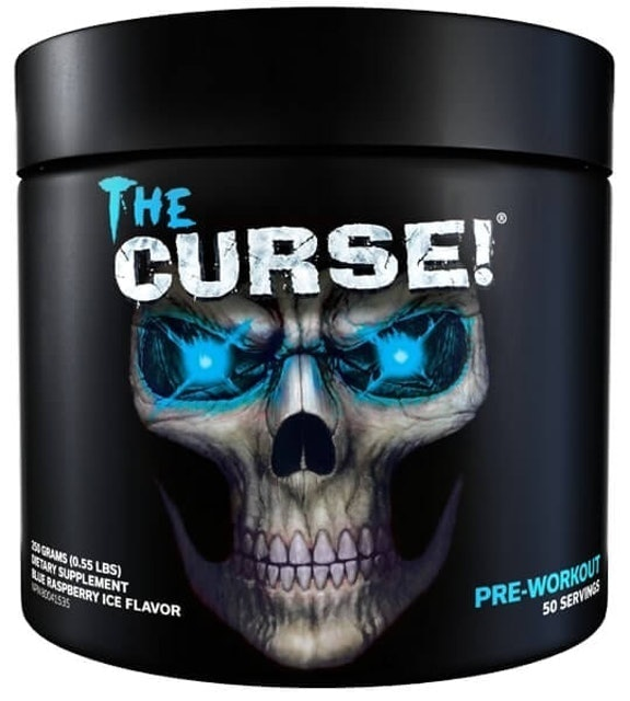 Cobra Labs The Curse!  The Curse! The Ultimate Pre-Workout 1
