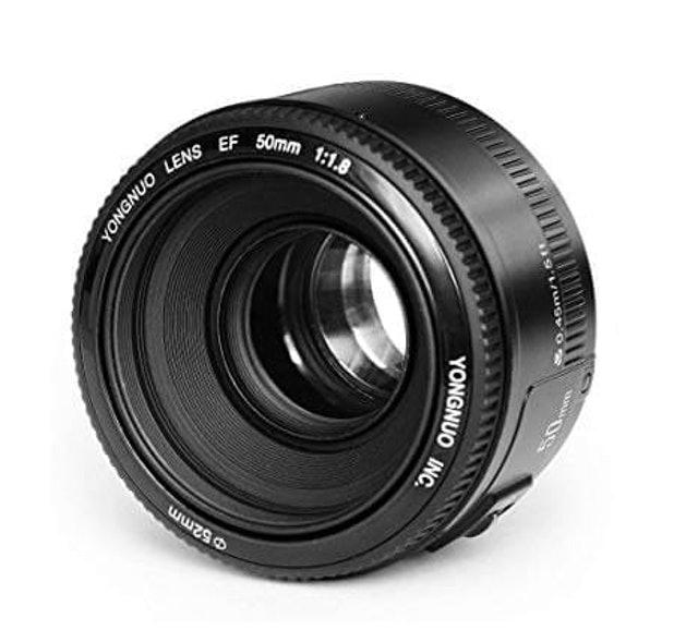 Yongnuo  YN 50mm f/1.8  1