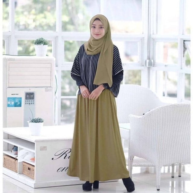 Hijab Princess  Basic Skirt 1