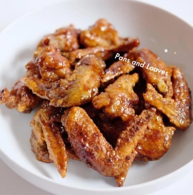 Pans and Loaves OMGG wings / Sayap ayam / Chicken Wings 1