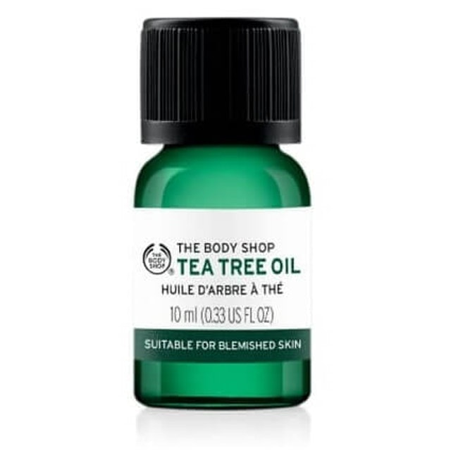 The Body Shop  Tea Tree Oil 1