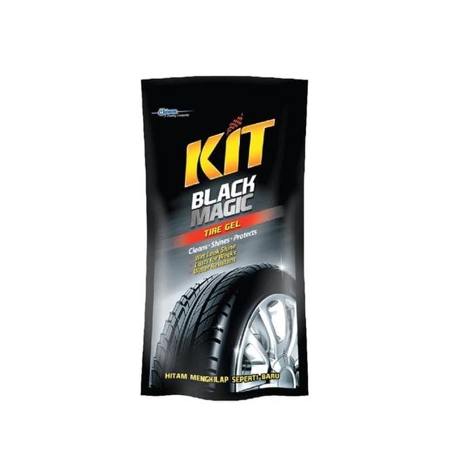 Sc Johnson  Kit Black Magic Tire Gel  1