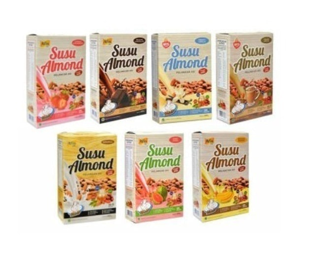 Afis Life Susu Almond 1