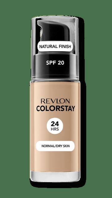Revlon Foundation ColorStay Makeup for Normal/Dry Skin SPF 20 1
