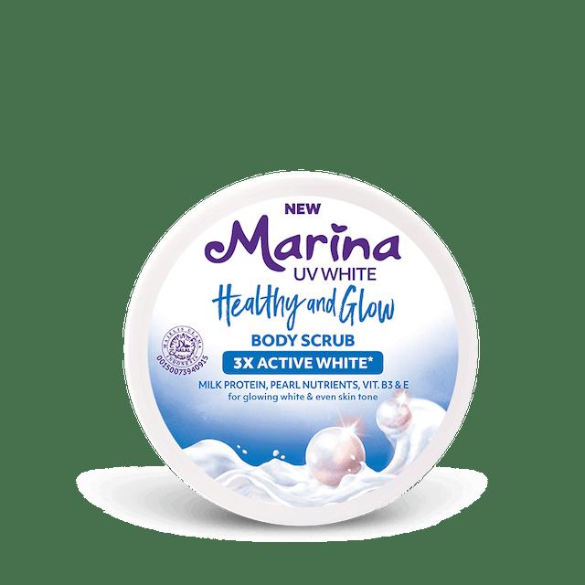 Marina Healthy & Glow Body Scrub 1