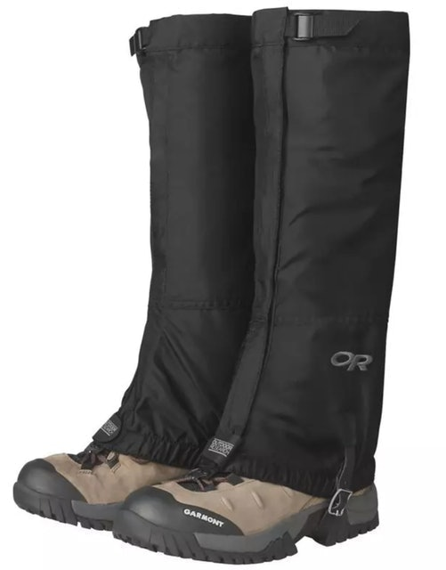 Outdoor Research Men's Rocky Mountain High Gaiters 1