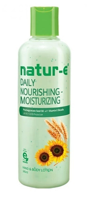 Natur-E  Daily Nourishing Hand & Body Lotion 1
