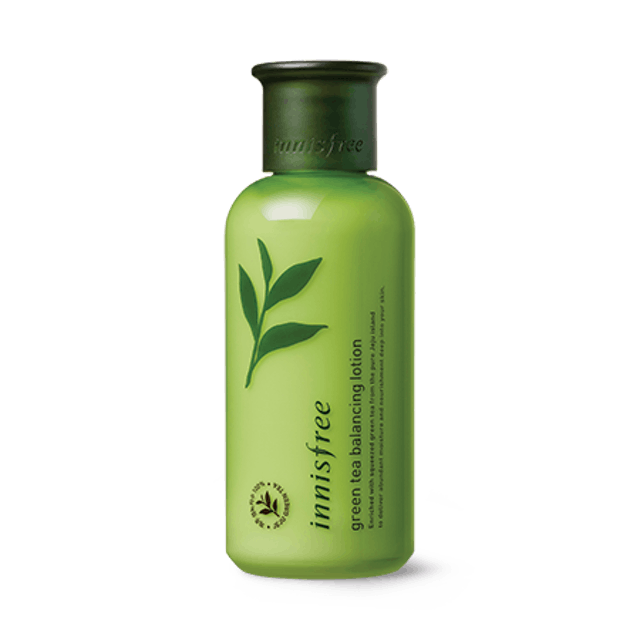 Innisfree Green Tea Balancing Lotion 1